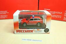 """Vollmer 1688 Porsche Cayenne Turbo """"Feuerwehr"""", Neu/OVP"""