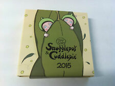 2015 Snugglepot & Cuddlepie 1/2oz Silver Proof Coin