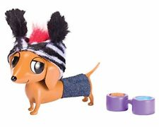 LA Dee Da Le Bun's Closet: Doggie Denim Safari Dreams Dachshund Doxin Dog Doll