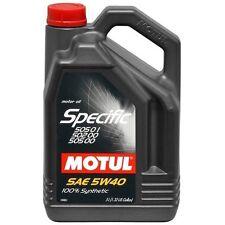 OLIO MOTORE MOTUL 101575 SPECIFIC 505 01 5LT 502.00 505.01 VW INIETTORE POMPA