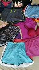 14 Pc Lot Women's Mixed Athletic Workout wear under armour adidas nike Lg.
