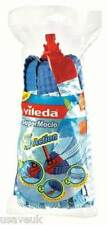 Vileda Supermocio 3 Action Mop Head Refill 137477 Blue