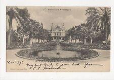 Casino de Monte Carlo Salle Schmit Monaco Vintage U/B Postcard 276a