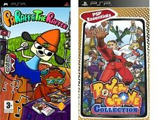 PaRappa The Rapper & Powerstone power stone - Collection  new&sealed