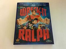 Wreck-It Ralph Collectors Edition w/Slipcover Blu-ray