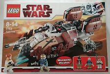 LEGO® Star Wars™ 7753 Pirate Tank NEU & OVP new sealed