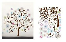 Colourful Tree Huge Wall Stickers Art Mural Children Wallpaper