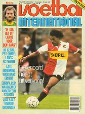 V.I. 1986 nr. 13  -  WAREGEM/ANDERLECHT - BAYERN/JUVENTUS-BARCELONA/MARTIN JOL
