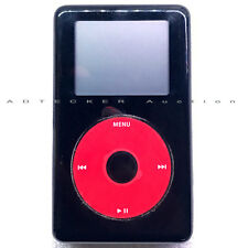 Apple iPod Classic 4th Generation U2 Special Edition Black/Red 20GB ~Collectible