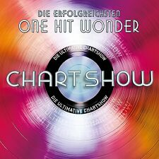 DIE ULTIMATIVE CHARTSHOW-ONE HIT WONDER  2 CD NEU