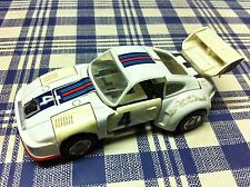 TRANSFORMERS G1 Autobot Jazz Tigre Takara made in JAPAN 80 (porsche)