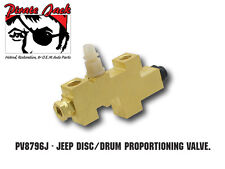 1987-1996 Jeep Proportioning Valve for Disc Drum