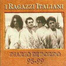 CD nuovo incelofanato Diario di Bordo 95-99 Import I Ragazzi Italiani (Artista)