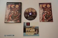 ICO (Sony PlayStation 2 2001) COMPLETE!! PS2 Puzzle BLUE DISC!!