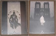 Assassins Creed Unity LITOGRAFIA + Variante En Exclusivo Promo Notre Dame