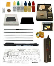 Gold Acid Testing Kit Electronic Diamond Tester DWT oz Digital Test 14K  Silver