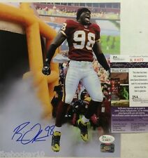 BRIAN ORAKPO AUTOGRAPHED SIGNED WASHINGTON REDSKINS 8x10 PHOTO JSA  COA