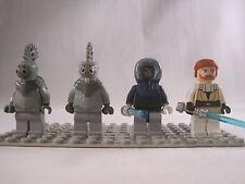Lego Star Wars Minifigures Thi-Sen Anakin Skywalker Obi Wan Kenobi Lot