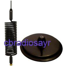 "Radio CB Antenna Kit - 7"" Supporto Magnetico con piccolo Springer Antenna"
