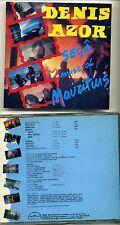 DENIS AZOR - SEGA music of MAURITIUS - 1990 Mighty Queen / CGD Warner Italy