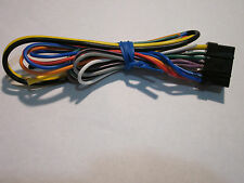 ORIGINAL ALPINE CDE-136BT WIRE HARNESS OEM NEW OE1