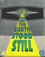 THE DAY THE EARTH STOOD STILL - Limited Edition Blu Ray Steelbook  - Code A/B/C