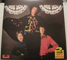JIMI HENDRIX EXPERIENCE -ARE YOU EXPERIENCED/AXIS BOLD AS- DBLP re UK Psych L@@K