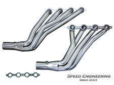 "C10 LS Truck Longtube Headers 1 7/8"" (Conversion Swap) LS1, LS2, LS3, LS6"