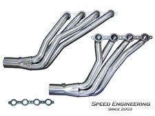 """C10 LS Truck Longtube Headers 1 3/4"""" (Conversion Swap) LS1, LS2, LS3, LS6"""
