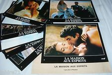 LA MAISON AUX ESPRIT !   jeu 8 photos cinema lobby cards fantastique