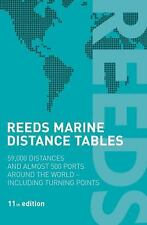 Reeds Marine Distance Tables: 59,000 distances and 500 ports around the world (R