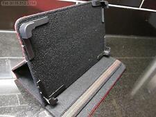 Red segura Multi ángulo case/stand para kou-zone 7 Pulgadas Dual Sim Core Wifi Tablet