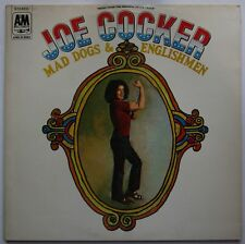 Joe Cocker Mad Dogs & Englishmen Dutch 2LP FOC