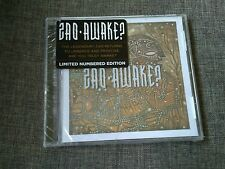 CD SAD - AWAKE? - THE LEGENDARY ZAO RETURNS TO UNNERVE- LIMITED NUMBERED EDITION