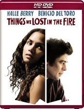 THINGS WE LOST IN THE FIRE - New Sealed HDDVD - 1080p HD Widescreen USA - HD DVD