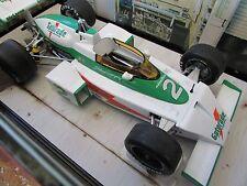 Johnny Rutherford Carousel 1 race car # 4803 McLaren M 16 1975 Indy 500 Gatorade