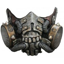 Steampunk Doomsday Muzzle Latex Face Mask Adult Fancy Dress Halloween