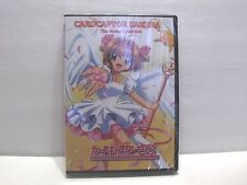Cardcaptor Sakura - The Movie 1 and 2  Collection (DVD,anime,English Dubbed)