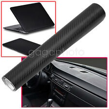 1.27Mx30cm DIY Fibre de Carbone Wrap Autocollant Rouleau Voiture Decoration