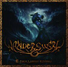 Wandersword - Waiting for War CD, Melodic Black/Death Viking Metal Amon Ammarth