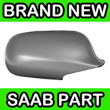 Saab 9-3, 9-5 (-2009) Right Hand Wing Door Mirror Back Cover / Casing