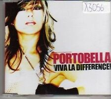(CL570) Portobella, Viva La Difference! - 2005 DJ CD
