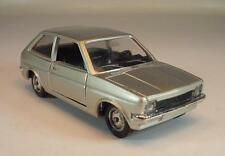 Solido 1/43 Ford Fiesta silbergrau/metallic in O-Box #050