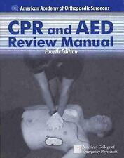 CPR & AED Review Manual, American Academy of Orthopaedic Surgeons, Good Books