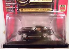 2006 JOHNNY LIGHTNING GOLD RELEASE 4 1963 CORVETTE STING RAY #19 PAINTED CHASSIS