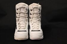 snowboard boots women's Spice Drive ladies boots size 9 White NEW