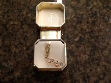 Juicy Couture Glases 2013 Charm AUTHENTIC still in shipper packaging