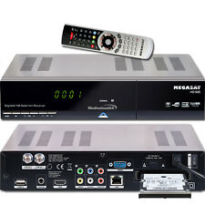 Megasat HD 935 Twin HDTV satellite Receiver Live Stream 1000GB