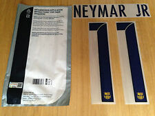 2015-16 NEYMAR JR#11 La Liga Away Shirt OFFICIAL Sporting iD Name Number Set