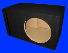 "10"" ALPINE TYPE R PORTED BLACK SUBWOOFER SUB ENCLOSURE BOX"
